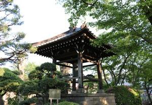 豪徳寺梵鐘