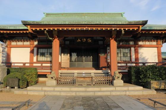 駒込吉祥寺本堂