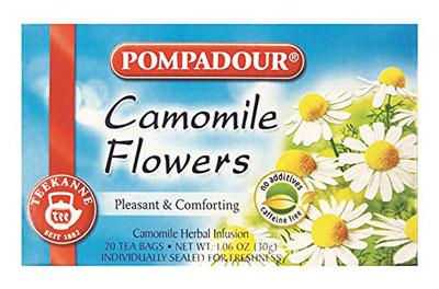 フィーバーフューはワイルド・カモミールとも呼ぶ