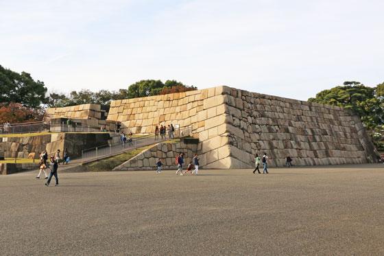 江戸城本丸跡