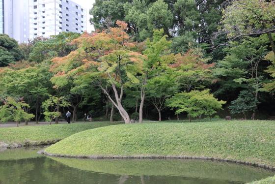 後楽園は文京区にあります