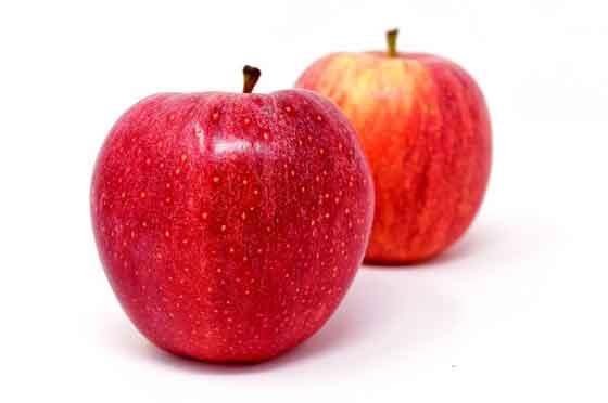 リンゴは耐寒性がある