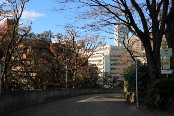 NHK放送博物館の外観